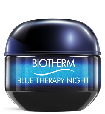 BLUE THERAPY SERUM-IN-OIL NUIT