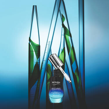 Blue Therapy Serum Liftant Yeux