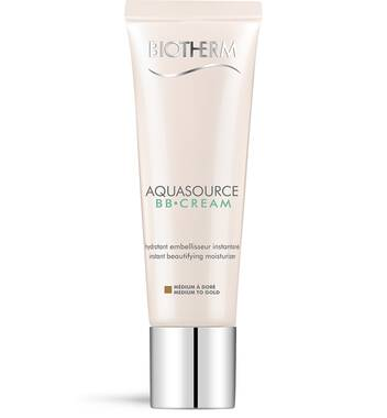 AQUASOURCE BB CREAM MÉDIUM À DORÉ