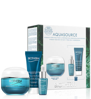 Coffret Aquasource Everplump