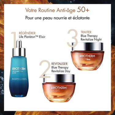 BLUE THERAPY AMBER CREME DE NUIT ANTI-AGE