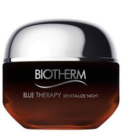 BLUE THERAPY AMBER CREME DE NUIT ANTI-ÂGE