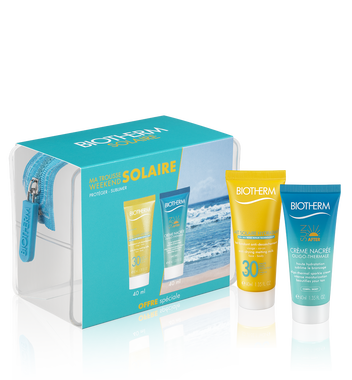 Duo Solaire SPF 30 Week-end