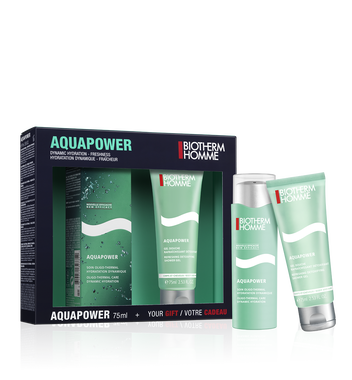 Coffret Duo Aquapower