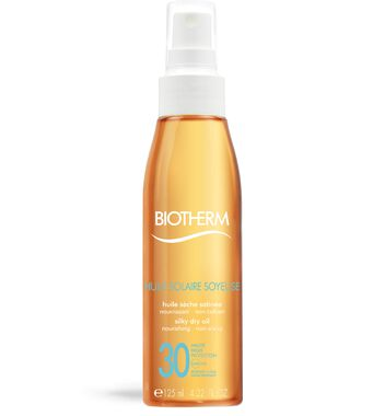 HUILE SOLAIRE SOYEUSE SPF 30